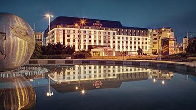 Crowne Plaza Bratislava****