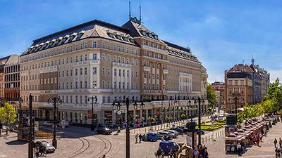 Hotel Radisson BLU Carlton****